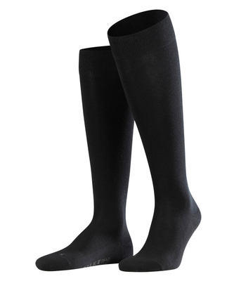 Falke Sensitive London Men's Knee-High Black