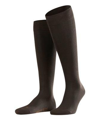 Falke Sensitive London Men's Knee-High Dk Brown