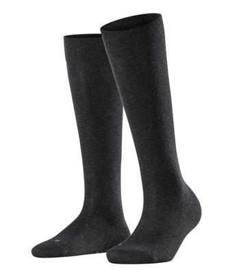 Falke Sensitive London Women's Knee-High Anthracite