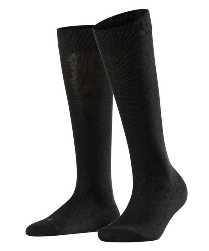 Falke Sensitive London Women's Knee-High Black