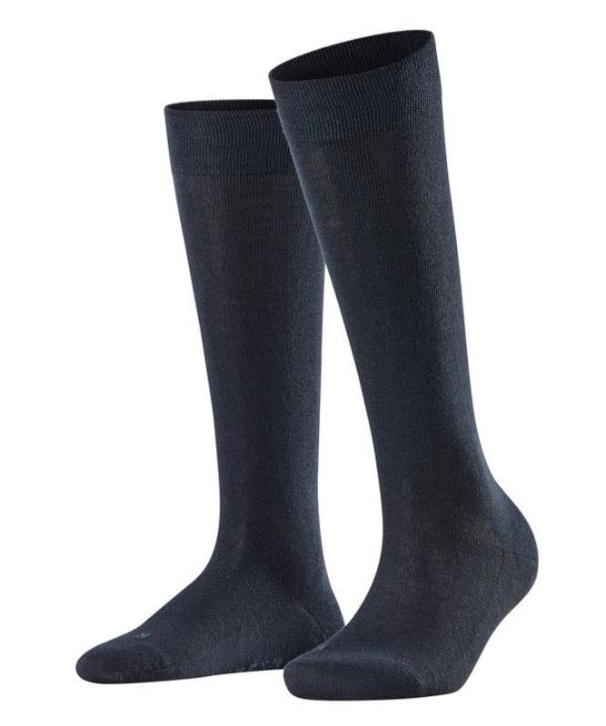 Falke Sensitive London Women's Knee-High Dark Navy